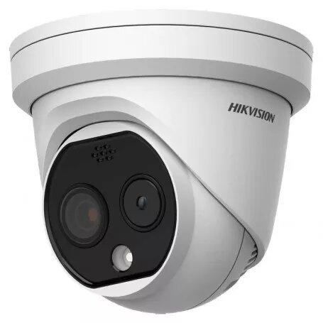 Caméra thermique et optique bi-spectre Hikvision DS